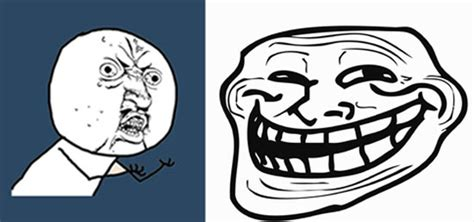 Internet Meme Face - get your halloween on dress as your favorite internet meme