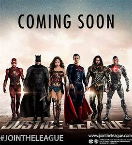 New Justice League Poster Brings Back Superman