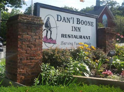 L Liter Inn Restaurant by Dan L Boone Inn Picture Of Dan L Boone Inn Restaurant