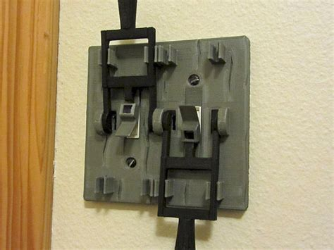 industrial style power switch upscout gifts and gear