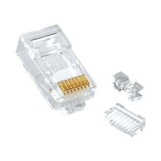 Rj45 Modular Wiring by Multi Type Rj45 For Cat 6a Cat 6 Utp Cable