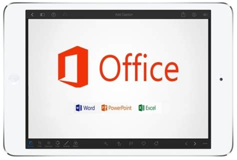 Download Microsoft Office For Ipad