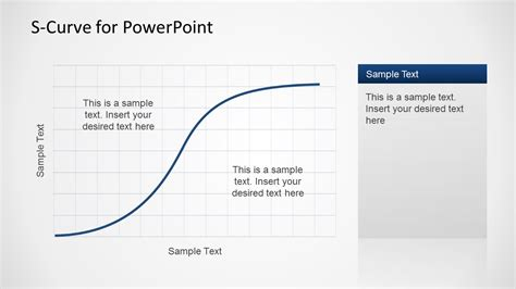curve template creative s curve template for powerpoint slidemodel