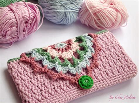 free mobile cover crochet cell phone case free crochet patterns