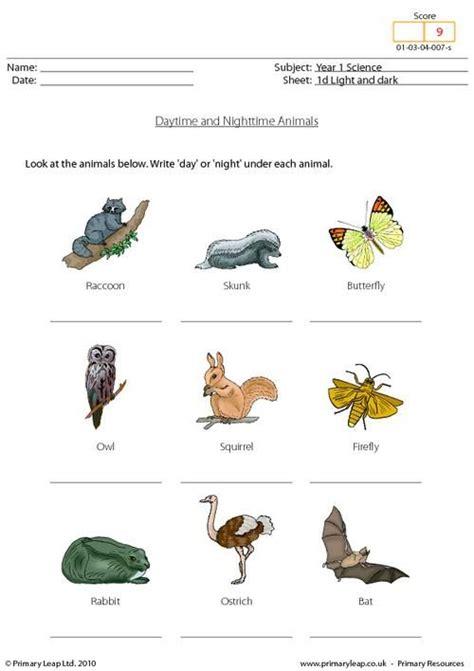science printable worksheets primaryleap images