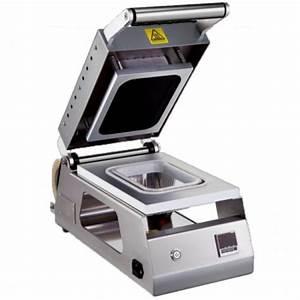 Cpet Manual Tray Sealer