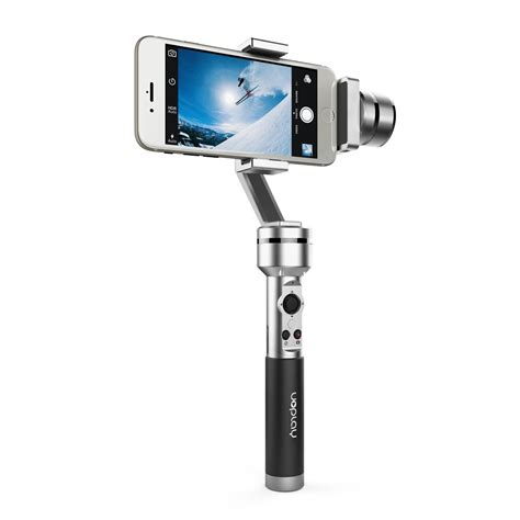 best 3 axis gimbal for smartphone and gopro in 2018