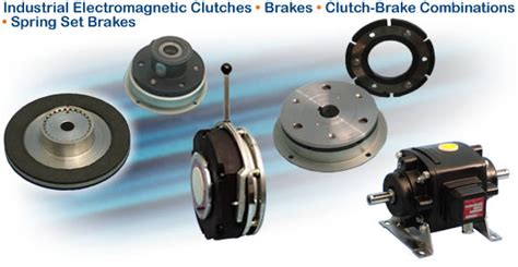 Industrial Electromagnetic Clutches, Brakes