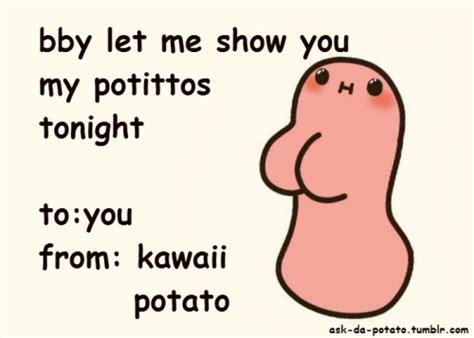 Kawaii Meme - kawaii potato memes image memes at relatably com