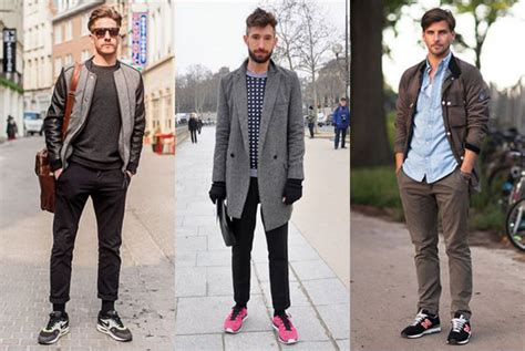 Fall Fashion Trends Photo Men Shopping Guide Are
