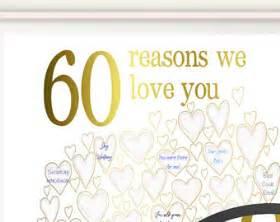 60th anniversary cake topper 60th birthday etsy