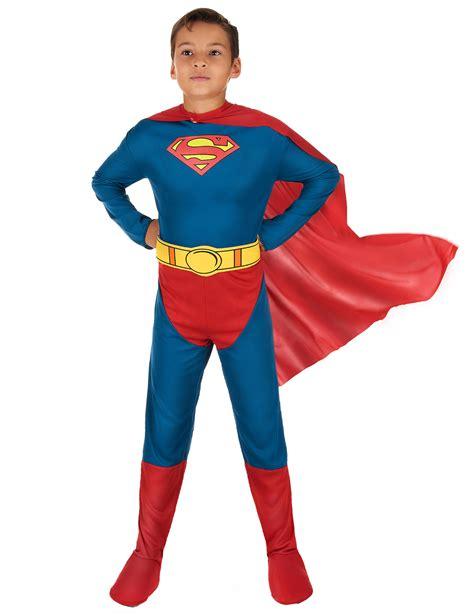 superman costume for boys