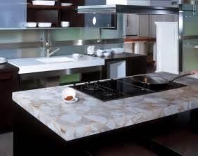 Kitchen Top Corian by Caesarstone Puro Countertops Installation Photo Capitol