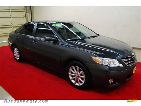 Toyota Xle For Sale by 2011 Toyota Camry Xle V6 In Magnetic Gray Metallic