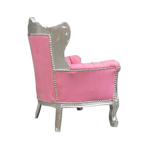 siege baroque fauteuil enfant baroque chaises et meubles louis xv