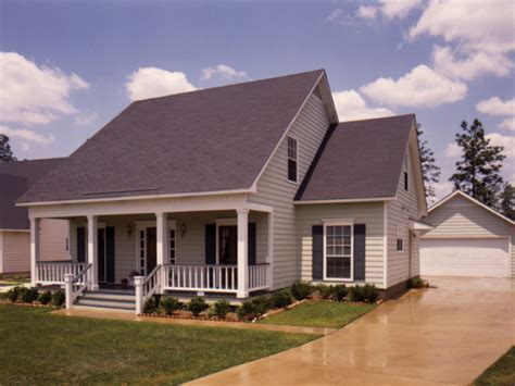 Fort Mill Country Salt Box Home Plan 024d0042 House