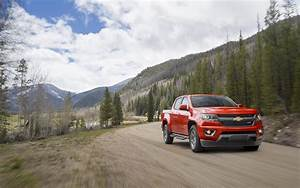 This Is The Diesel-powered 2016 Chevrolet Colorado  Gmc Canyon