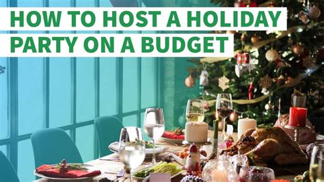how to host christmas party how to host a on a budget gobankingrates