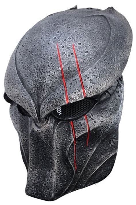 wolf  predator mask full face wire mesh mask  airsoft