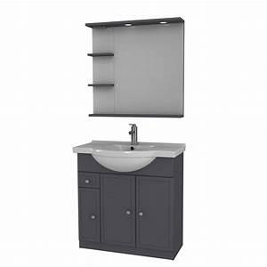 meuble salle de bain 40 cm maison design modanescom With meuble 40 cm