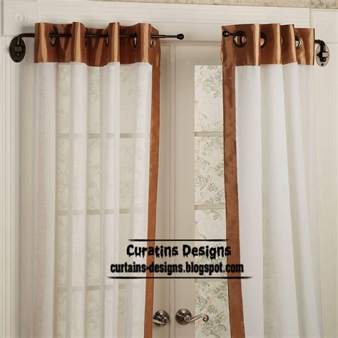 curtain designs swing arm rod unique window covering ideas