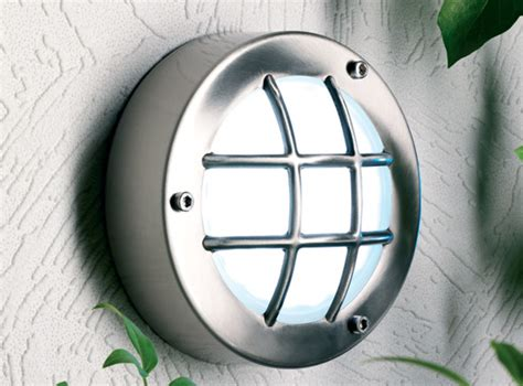 Micromark Round Led Porthole Wall Light With-review