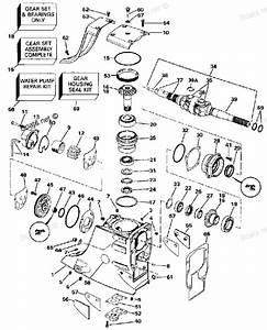 Omc Cobra Outdrive Parts Diagram