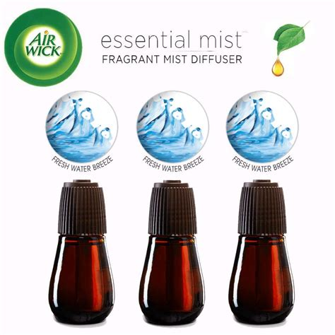 Amazon.com: Air Wick Essential Oils Diffuser Mist Kit