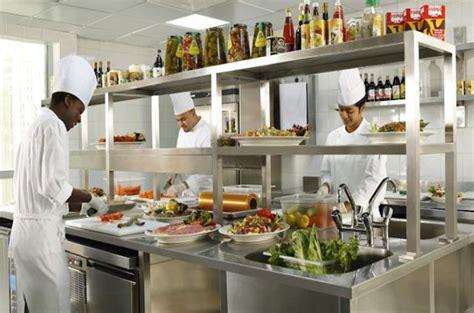 agencement de cuisine professionnelle restraurant faire aménager sa cuisine