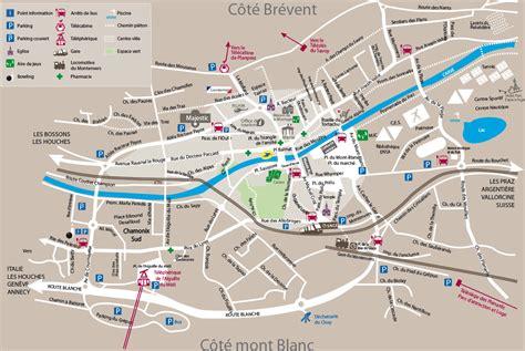 Mairie Ville De Plan De Plan De La Ville Chamonix Mag