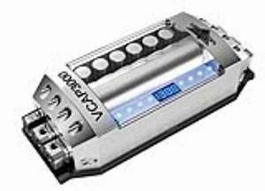Lanzar VCAP3000 Vector 30 Farad 16 Volt Hybrid Capacitor ...