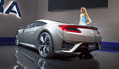acura nsx release  car reviews prices  specs