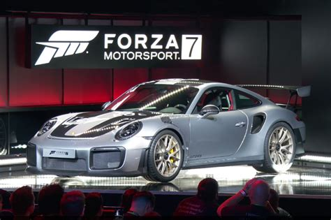 Allnew Porsche 911 Gt2 Rs Revealed At E3 Preview