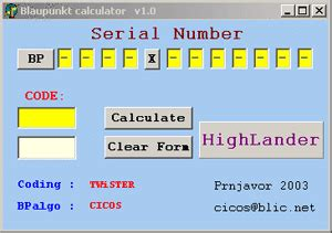 universal car radio code calculator cc1 free download