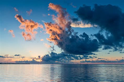 colored clouds nature travel photography multi colored clouds at