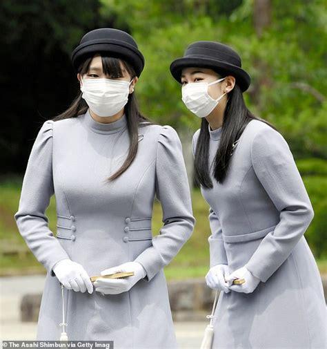 Princesses Mako and Kako mark anniversary of the death of ...