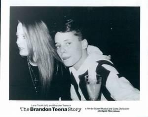 Brandon Teena and Lana | In Memory of Brandon R. Teena ...