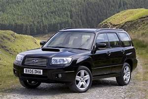 Subaru Forester 2002 - Car Review Honest John