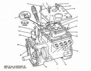 Cat 3208 Injection Pump Removal