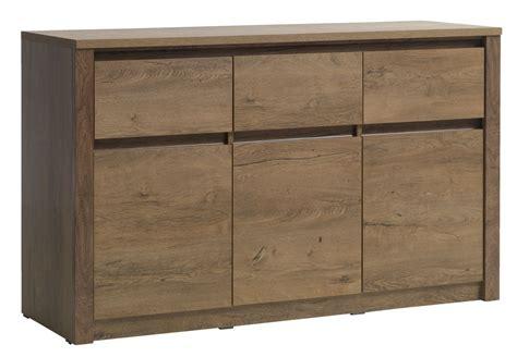 sideboard vedde  door  drawer wild oak jysk