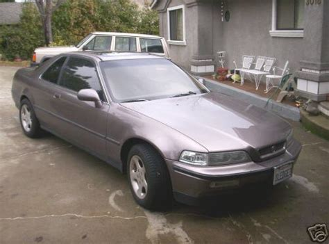 91 Acura Legend Parts by 91 Acura Legend Coupe The Acura Legend Acura Rl Forum