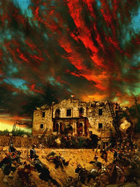 the siege of the alamo all things beautiful the alamo 1836