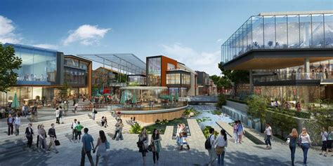 160 best shopping mall benoy on park landscape architecture design and