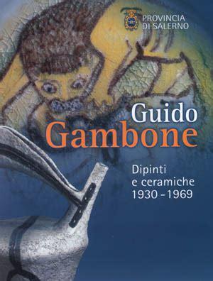guido gambone ceramics dipinti  ceramiche   book