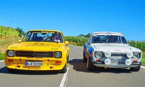 Ford Opel by Opel Ascona A 2 0 Ford Rs 2000 Classic Cars