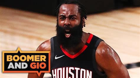 Boomer and Gio: James Harden WANTS to be on the Nets ...
