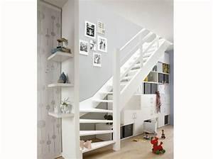 Fabriquer un meuble sous escalier maison design bahbecom for Meuble sous escalier