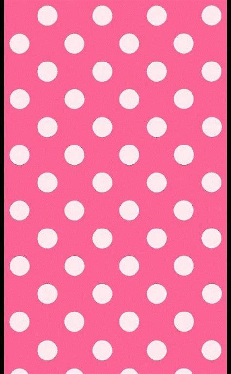 wallpaper pink polka dot gallery