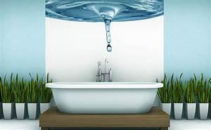 Badezimmer Tapete Wasserabweisend : tapeten f rs badezimmer bei hornbach ~ Michelbontemps.com Haus und Dekorationen