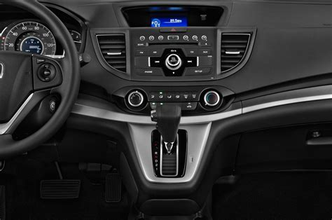 2014 Honda Cr-v Instrument Panel Interior Photo